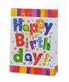Verpakking voor verjaardagskado 25x34 cm